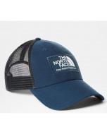 The north face mudder trucker hat monterey blue
