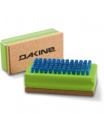 Dakine nylon cork brush green snowboard tuning