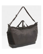 The north flyweight duffel bag asphalt grey zaino