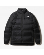 The north face diablo down jacket tnf black tnf black