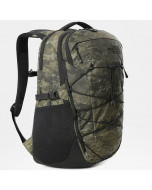 The north face borealis military olive cloud camo print